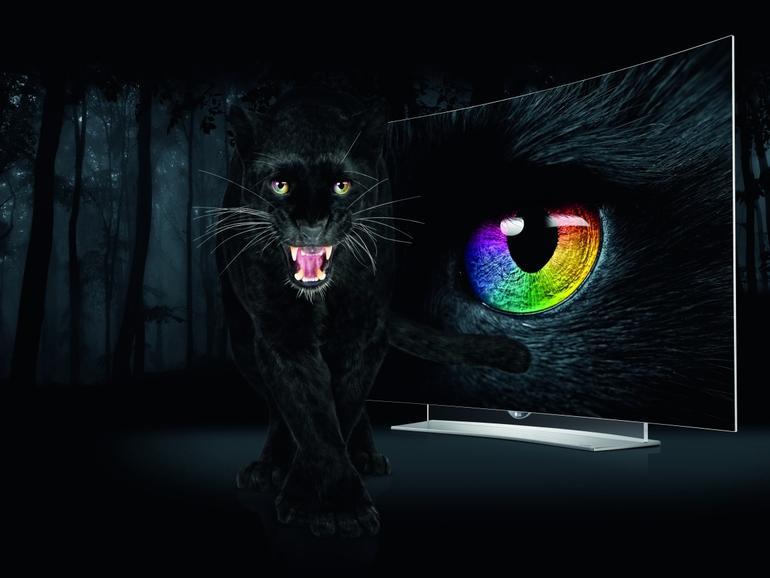 So bewirbt LG derzeit seine OLED-Fernseher