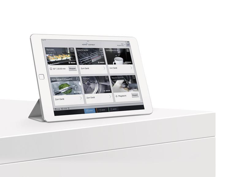 Bosch Kühlschrank Home Connect : Home connect: bosch hausgeräte mit app anbindung mac life