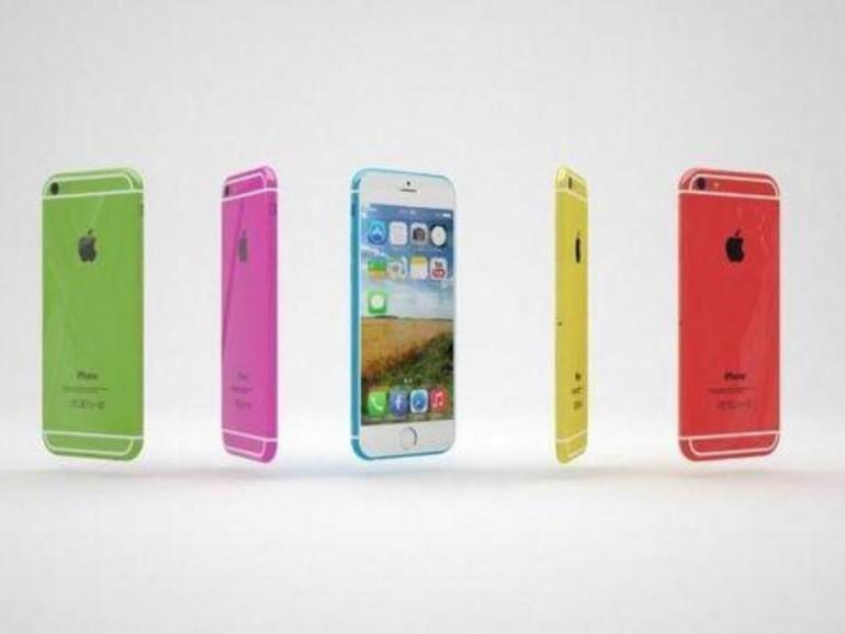 Sieht so das iPhone 6c aus?