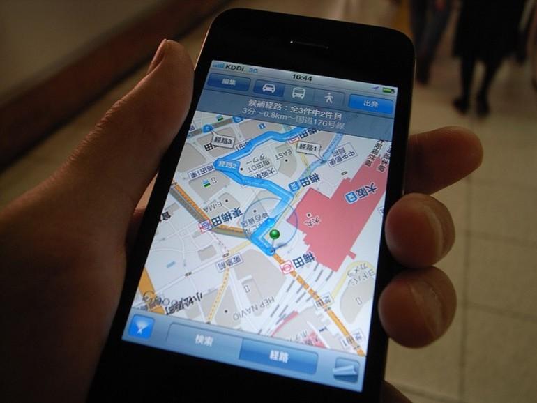 IPhone-Navigation soll auch unter LTE  bald wieder überall funktionieren