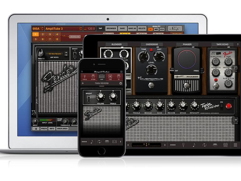 Test: Amplitube 4, Gitarren-Amps für das iPad