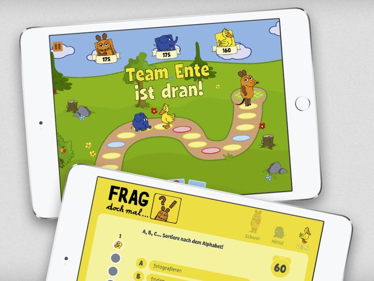 Test: Frag doch mal die Maus - Quizspiel für iPad und Mac