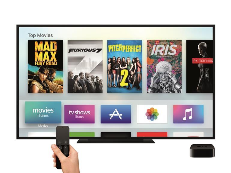 Apple TV 4 ist nicht nur eine Set-Top-Box