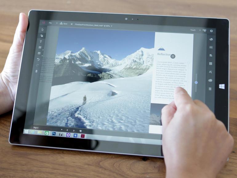 Adobes neue Riege von obilen Apps soll nicht nur Kreativprofis, sondern jedermann ansprechen.