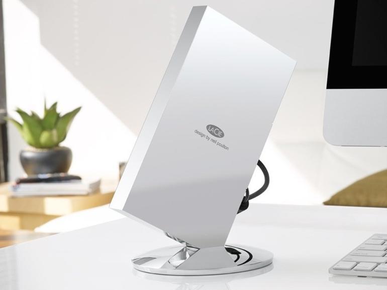 LaCie: Neue Desktop- und Mobilspeicher mit USB-C für das MacBook