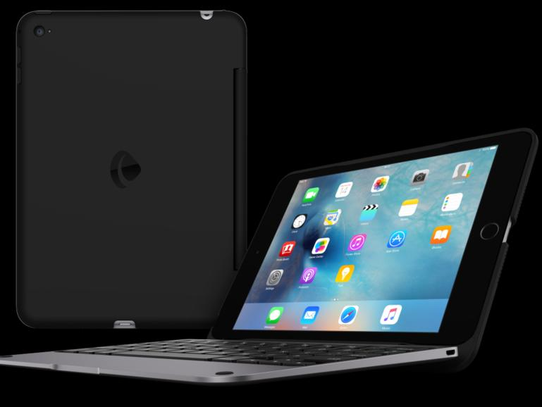 Das ClamCase Pro für das iPad mini 4