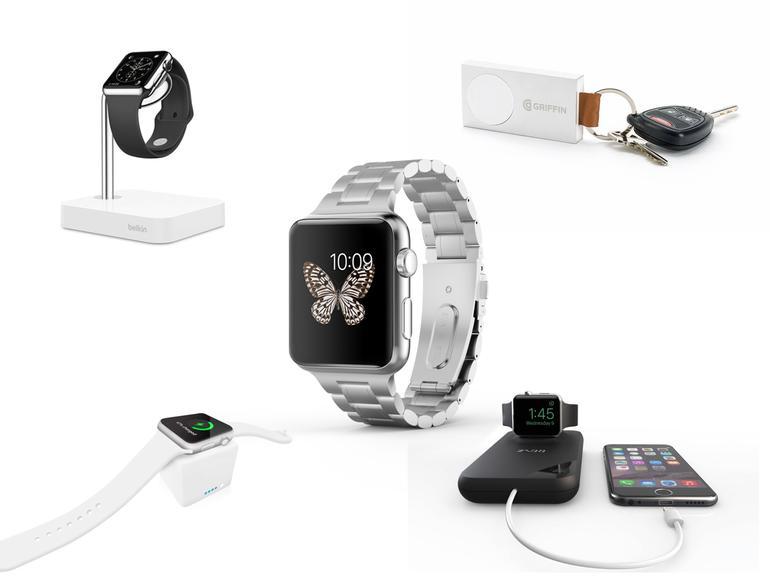 Die CES 2016 bringt vor allem neue Lademöglichkeiten für die Apple Watch