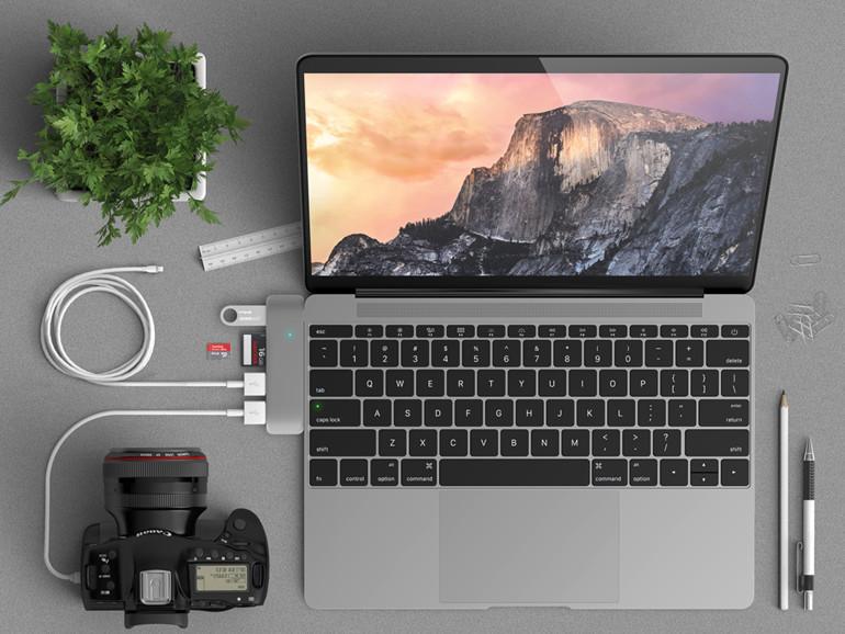Das (fast) kabellose MacBook im Alltag