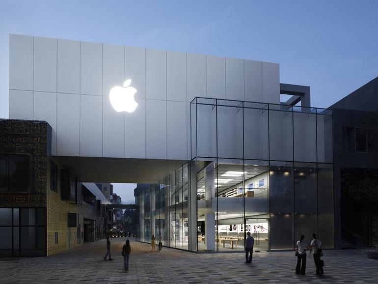 Apple baut seine weltweite Präsenz immer rasant aus