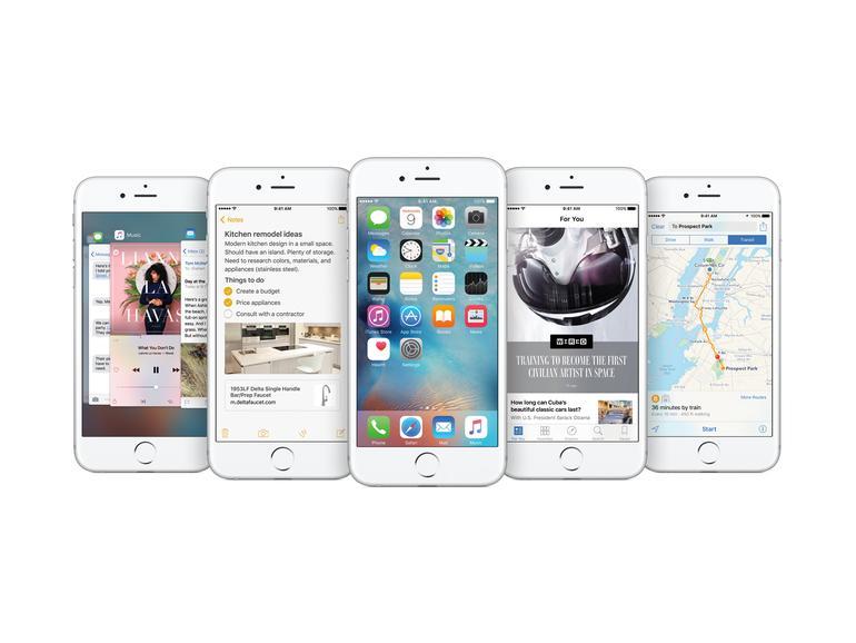 iOS 9 läuft bereits auf drei von vier aktiven iOS-Geräten