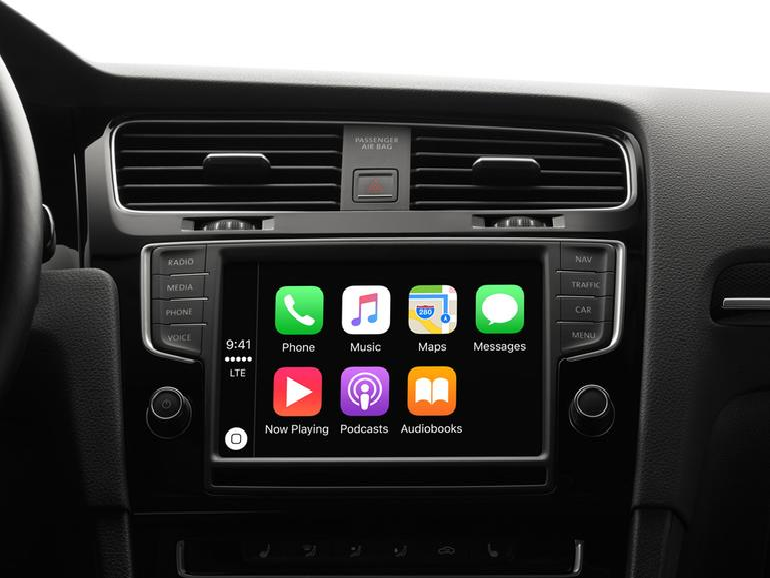 CarPlay mit neuen Funktionen