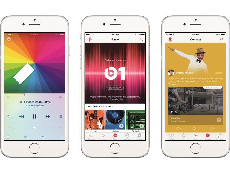 Apple Music-Nutzer erfahren derzeit einige Probleme