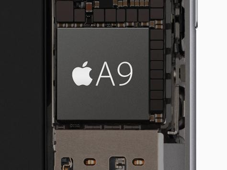 Apple-Chipproduzent TSMC fertigt den A9