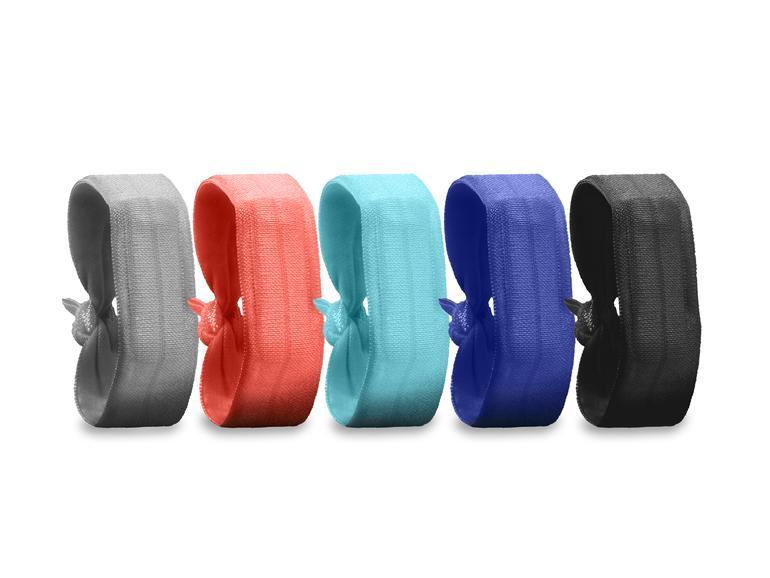 In die Ribbon Wristbands können neben dem Fitbit One oder Flex unter anderem auch das Sony Sammelband eingesetzt werden.