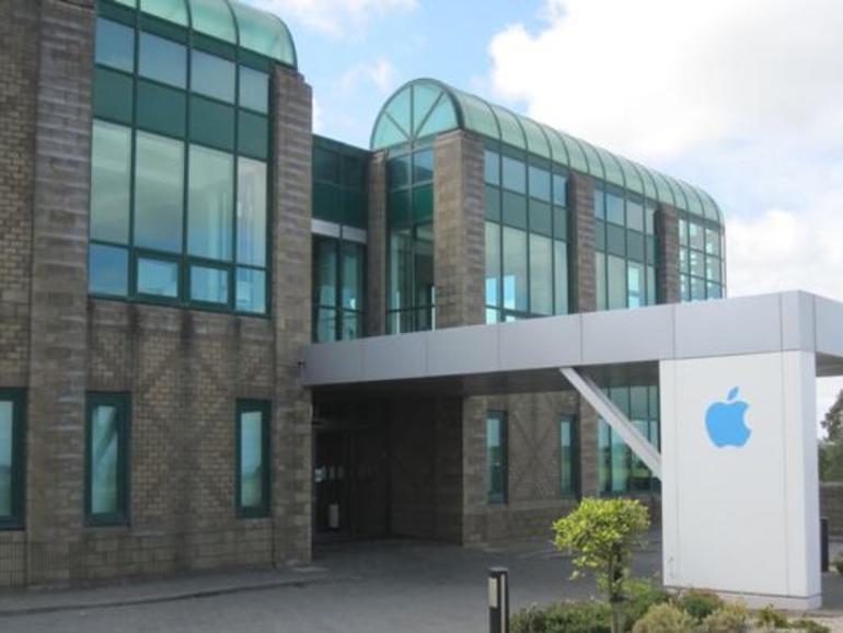 Apples Hauptquartier in Irland musste evakuiert werden