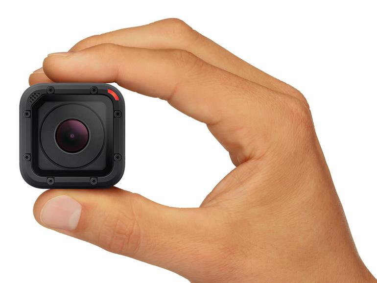 Test: GoPro Hero4 Session - quadratisch, praktisch, gut?