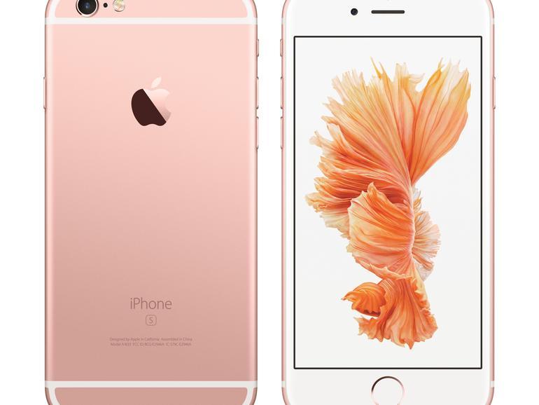 Das iPhone 6c wird offenbar genauso aussehen wie das iPhone 6s