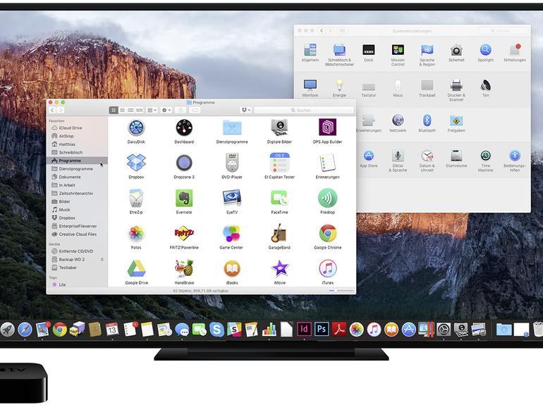Fernseher als Monitor nutzen: So geht's