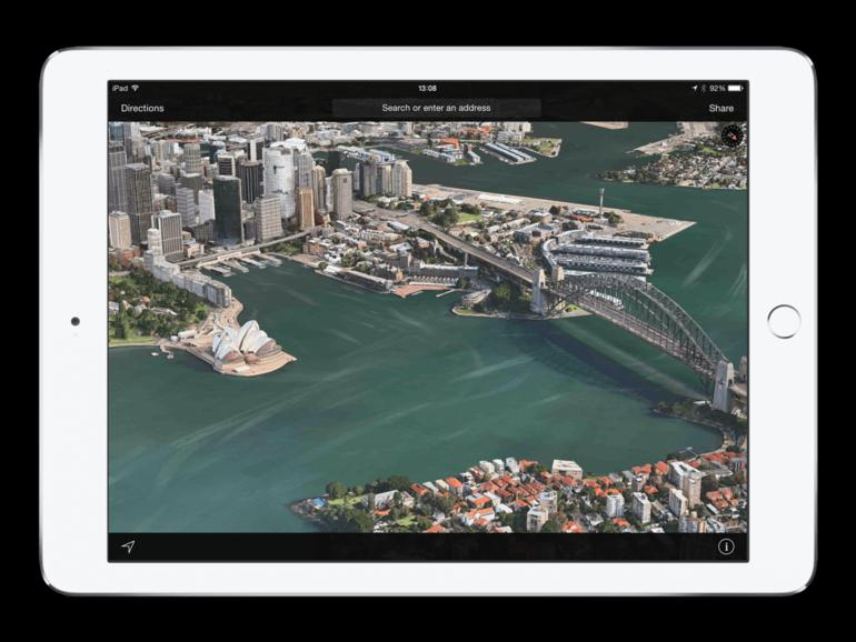 In Flyover können nun 220 Städte betrachtet werden