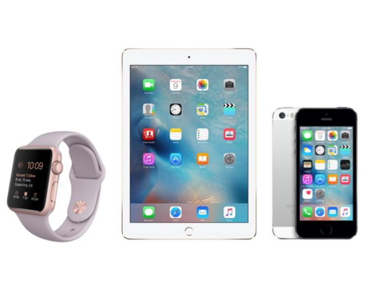 Apple wird im März wohl ein weiteres Event veranstalten