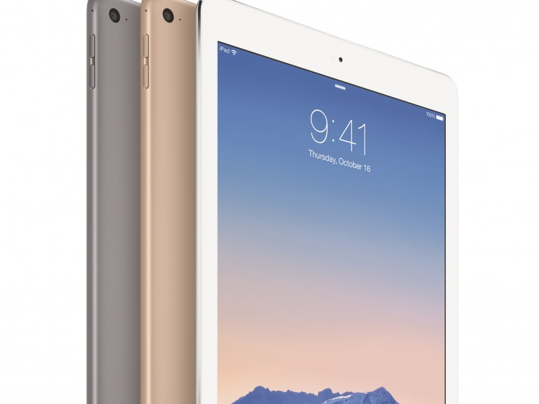 Das iPad Air 3 wird sich offenbar deutlich vom iPad Air 2 unterscheiden