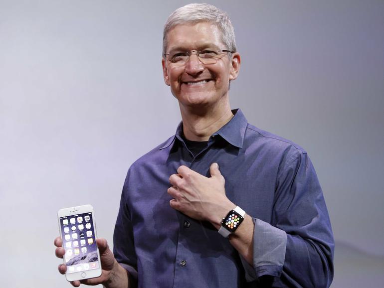 Das iPhone 6s und die Apple Watch tragen einen entscheiden Teil zu den Rekordergebnissen bei