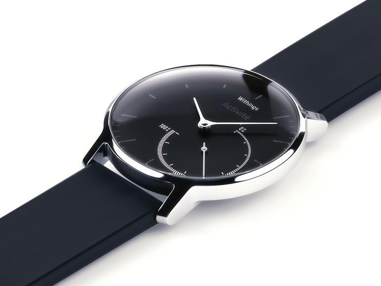 """Die Uhr Activité Steel wurde für """"aktive Männer mit Stil"""" designt."""