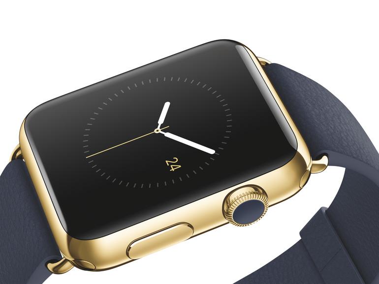 Die Apple Watch ist beliebter als die Luxus-Uhr Rolex - zu diesem Ergebnis kommt eine Studie von NetBase.