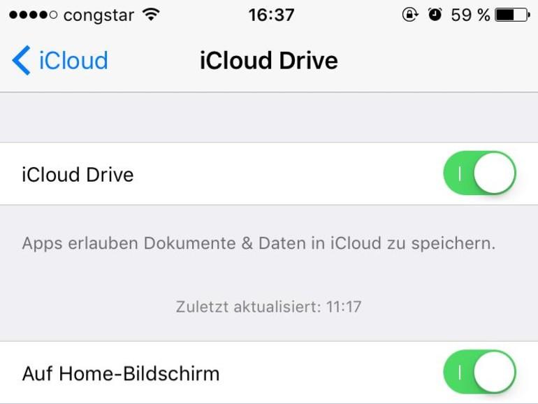 iOS-Basiswissen: Mitteilungen nach App gruppieren, Strom sparen und mehr