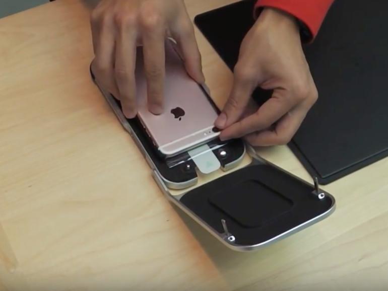 Apple arbeitet bei dem Service mit Belkin zusammen