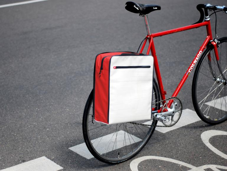 """Made in Germany"": Taschenmanufaktur Fahrer aus Berlin, gelebtes Urban (Up)Cycling"