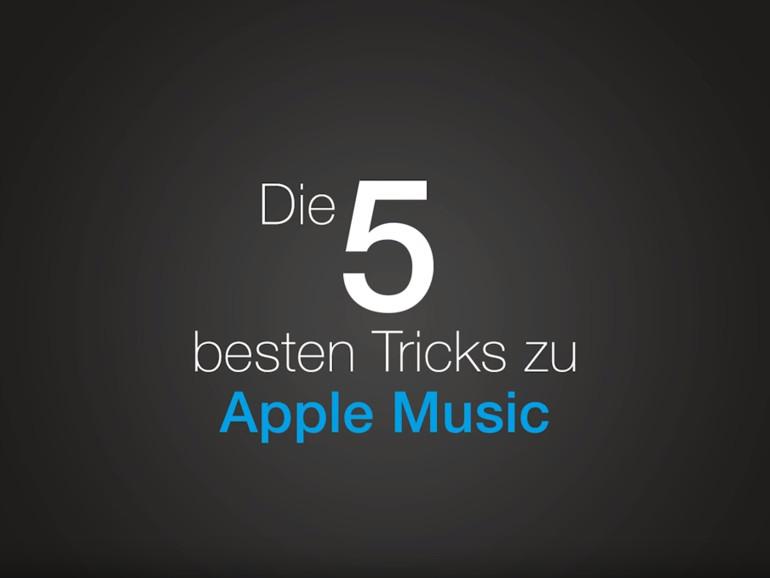Die 5 besten Tipps & Tricks zu Apple Music im Video