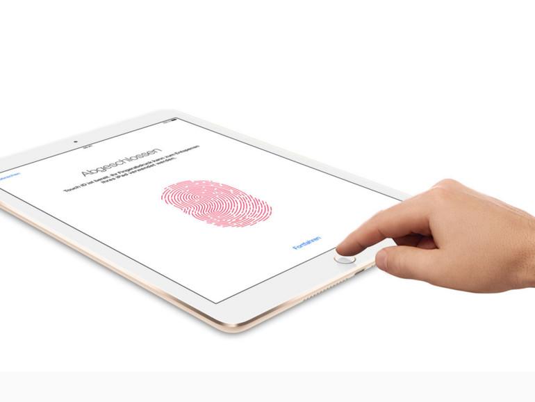 Touch ID darf aus Sicherheitsgründen nur bei Apple repariert werden