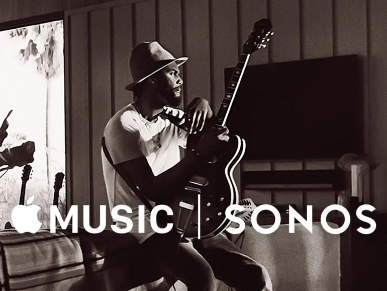 Heute startet Sonos offiziell mit seinem Apple-Music-Support