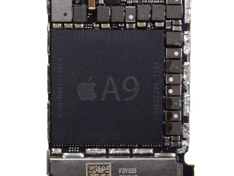 Der A9-Chip des iPhone 6s wurde noch von Samsung und TSMC produziert. Beim A10-Chip wird wohl nur TSMC die Produktion übernehmen
