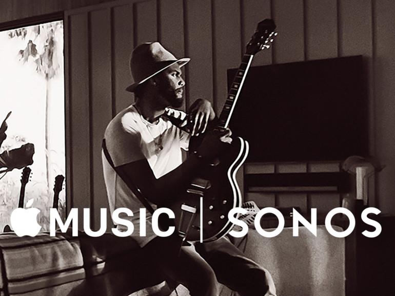 """Apple startet gemeinsam mit Sonos die Kampagne """"Music Makes it Home"""""""""""