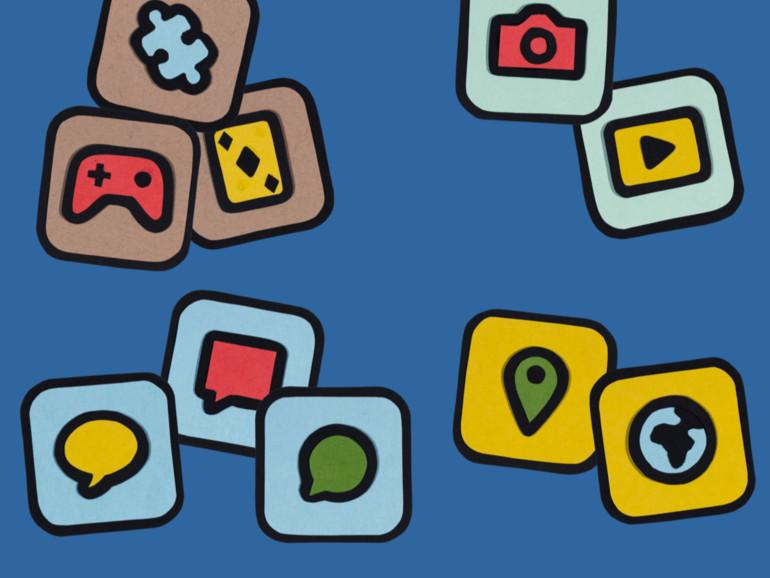 Der App-Markt wächst und wächst