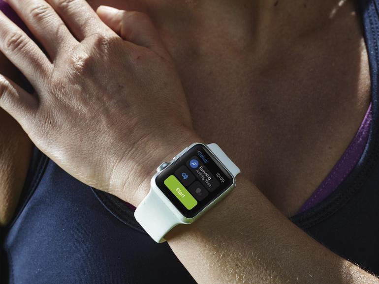 Fitness mit dem iPhone: Gesund dank Wearables und Apps?