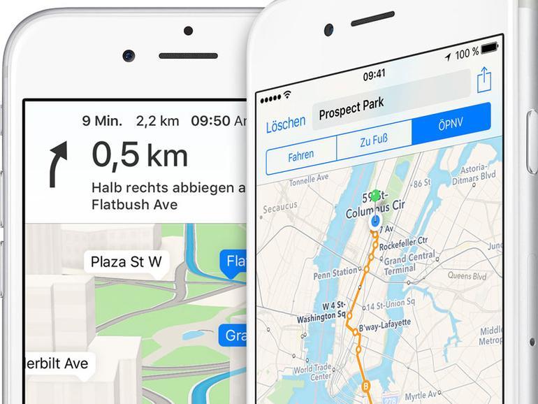 """""""Apple Street View"""" soll Bestandteil von iOS 10 sein"""