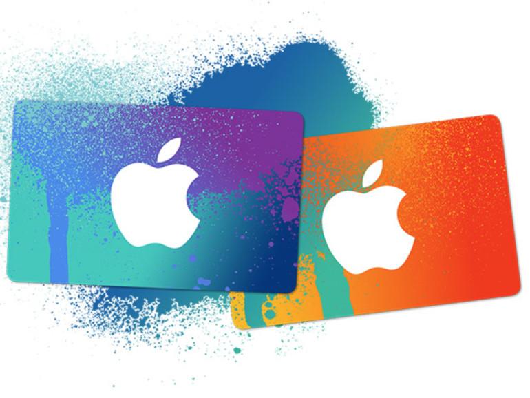 In dieser Woche gibt es günstige iTunes-Karten bei Netto