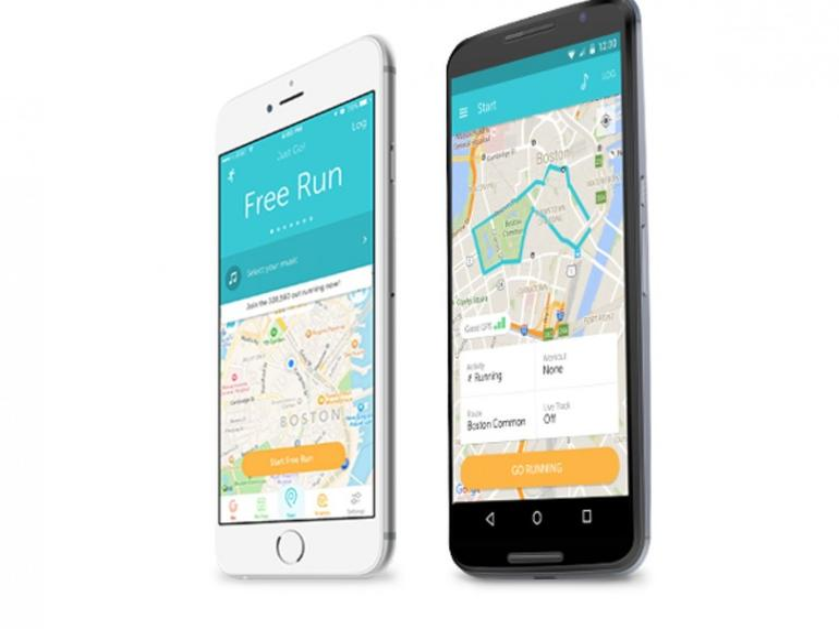 Sport-App RunKeeper