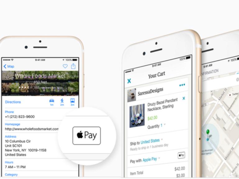 Apple Pay gibt es nun in 7 Ländern und Hongkong, aber nicht in Deutschland