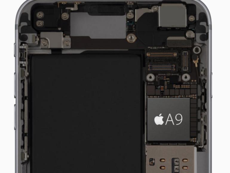 Der A9-Chip soll auch beim iPhone 5SE zum Einsatz kommen
