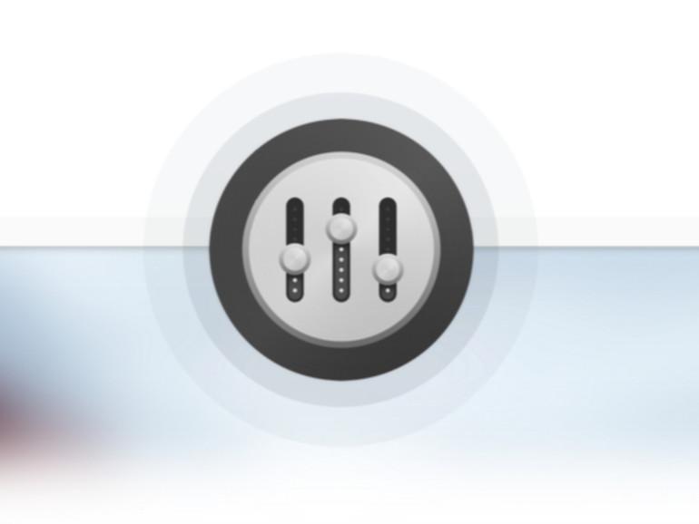 Volume Mixer ermöglichte das individuelle kontrollieren der Lautstärke jeder App