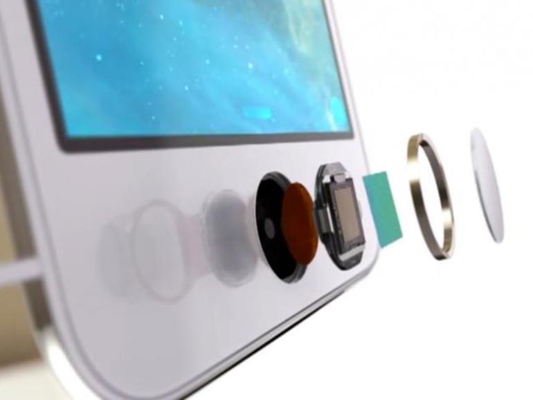 Touch-ID-Sensor von Apple