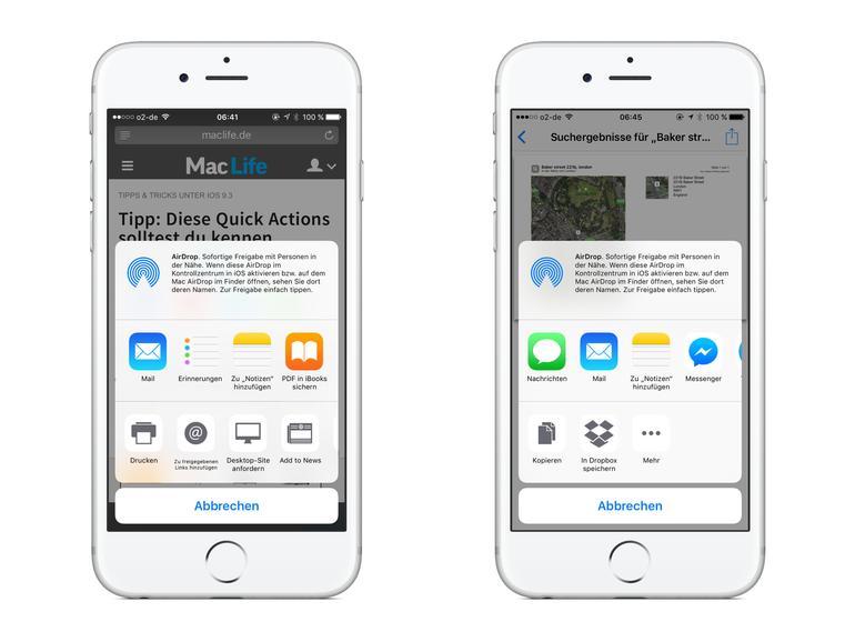 Apple versteckt immer wieder zahlreiche Funktion im Betriebssystem