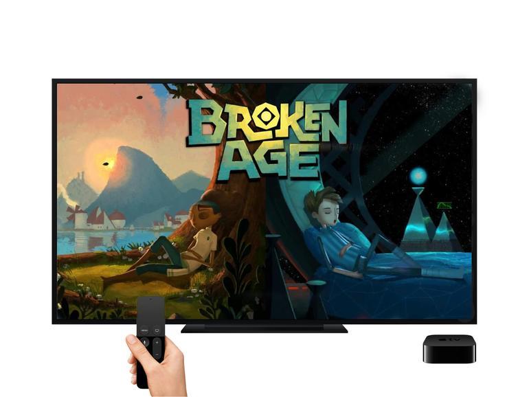 Broken Age ist nun auch auf Apple TV verfügbar