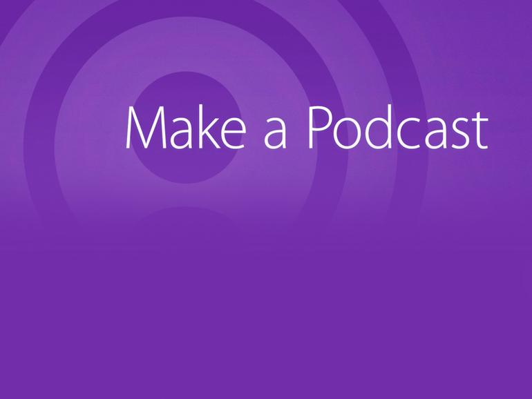 Podcasts Connect vereinfacht die Verwaltung von Podcasts direkt aus dem Web