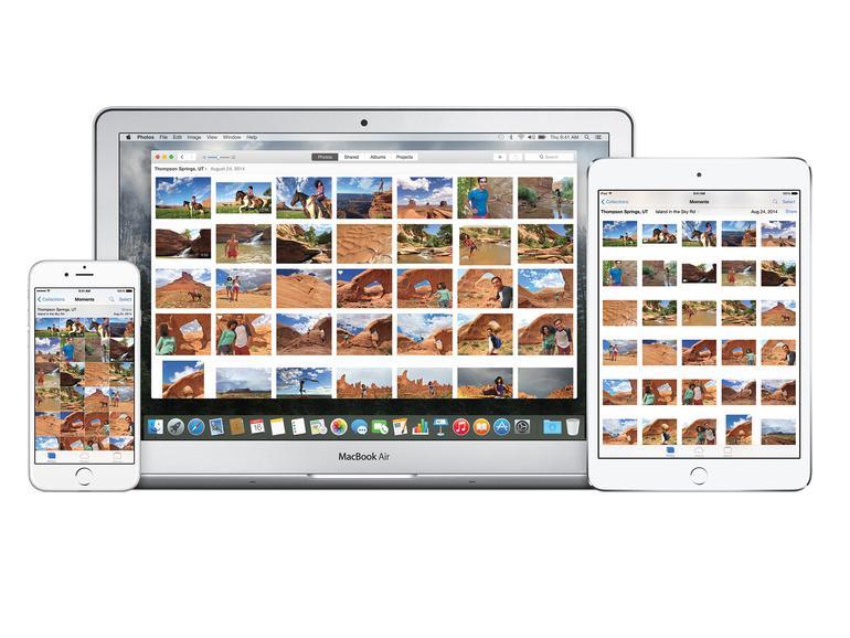 iOS 10 & OS X 10.12: Generalüberholung für die Fotos-App?