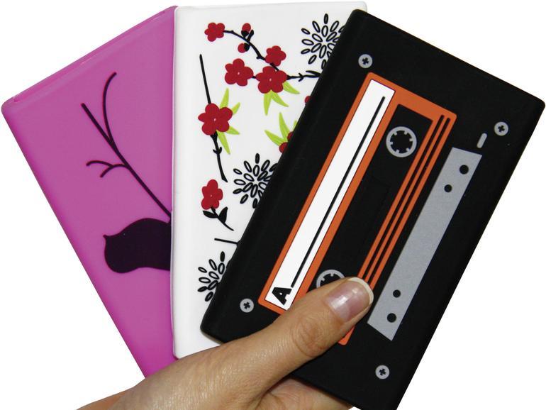 Test: HipDisk - so gehen ihre Festplatten künftig mit der Mode